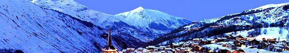 Magasin ski Saint Martin de Belleville